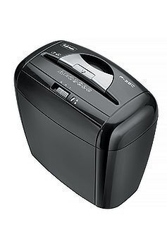 картинка Шредер Fellowes® Powershred® P-35C, DIN P-4, 4х40 мм, 5 лст., 12 лтр., Safety Lock от интернет-магазина itsklad.kz