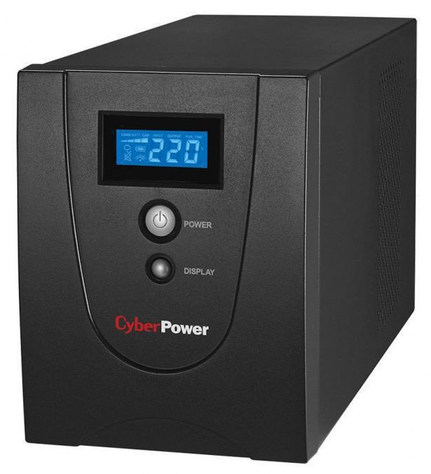 ИБП CyberPower VALUE1200EILCD интерактивный