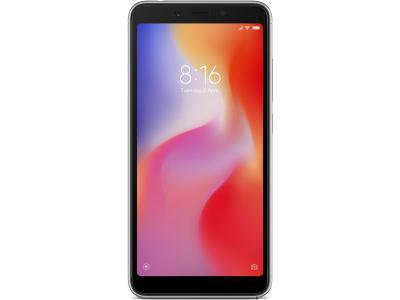 "Смартфон 5,45"" Xiaomi Redmi 6A 16GB черный"