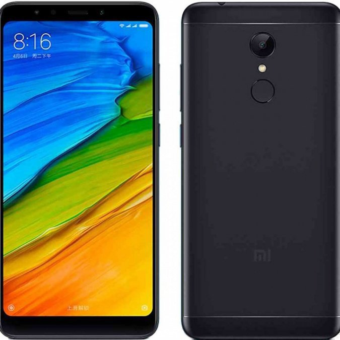 "Смартфон 5,99"" Xiaomi Redmi 5 Plus 32GB черный"
