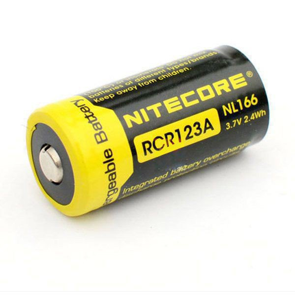 картинка Аккумулятор NITECORE NL 166 (RCR123A) Li-ion for Flashlights от интернет-магазина itsklad.kz