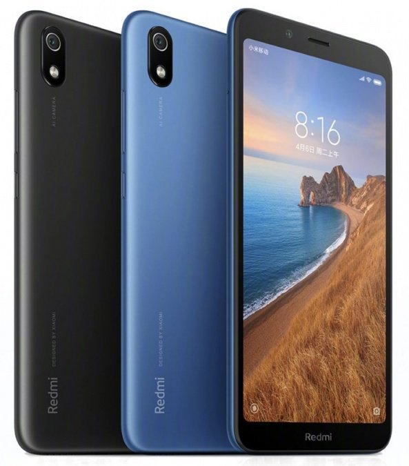 "Смартфон 5,45"" Xiaomi Redmi 7A 16GB черный"
