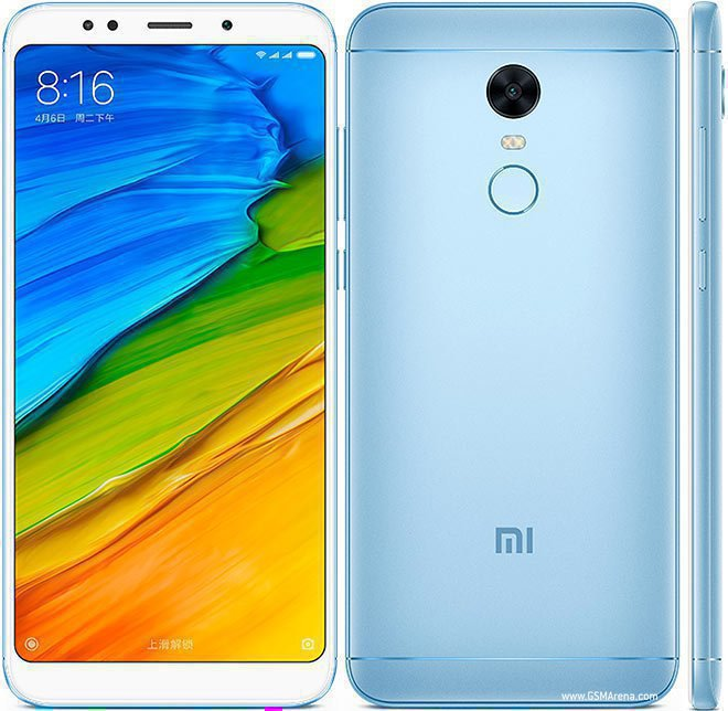 "Смартфон 5,99"" Xiaomi Redmi 5 Plus 32GB голубой"