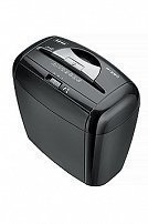 Шредер Fellowes® Powershred® P-35C, DIN P-4, 4х40 мм, 5 лст., 12 лтр., Safety Lock