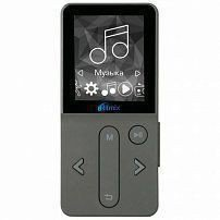 MP3 плеер RITMIX RF-4910 4Gb Dark Gray