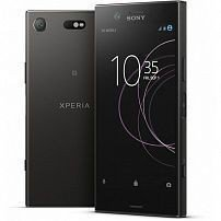 "Смартфон 5.2"" Sony Xperia XZ1 DS черный"
