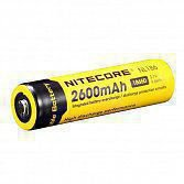 Аккумулятор NITECORE NL1826 (2600mAh) for Flashlights