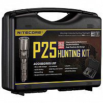 Фонарь NITECORE P25 HUNTING KIT
